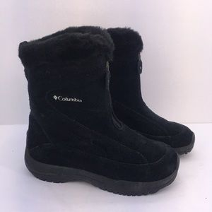 Woman's Columbia Winter Boots Size 7
